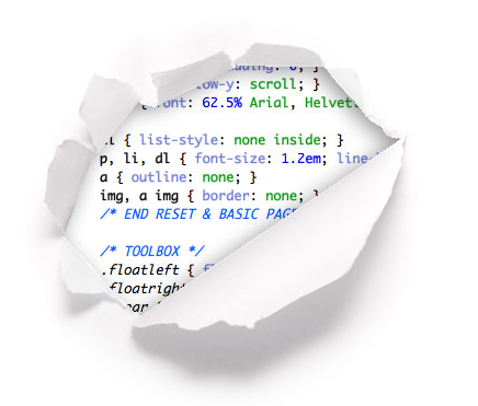 Error404 page from CSS Tricks