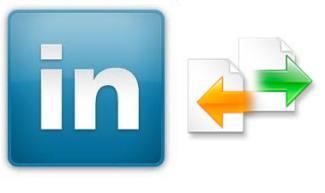 LinkedIn sharing