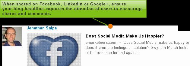 Social Media best practice