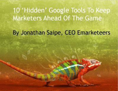 10 hidden Google tools