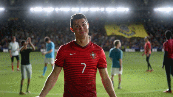 Nike Winner Stays ad
