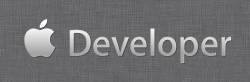 Apple Developer Tools logo