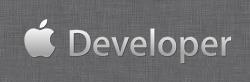 Apple Developer Tools logo