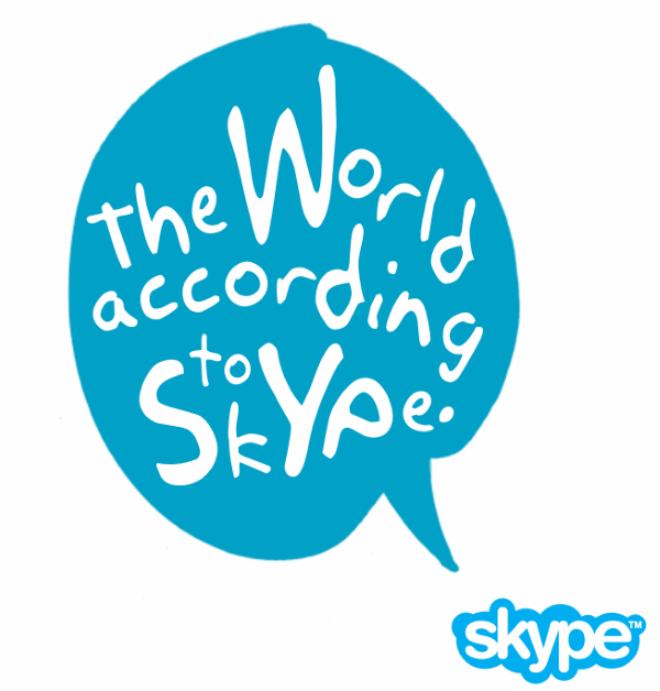 Skype's brand book