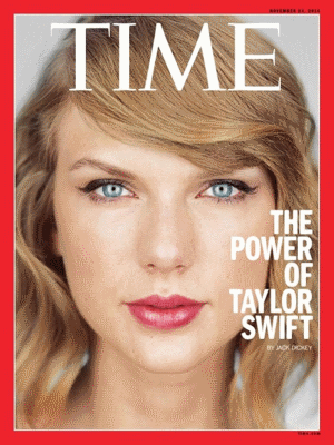 Taylor Swift - Time Magazine