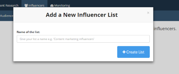 add-a-new-influencer-list