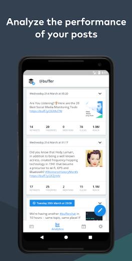 Buffer Mobile App