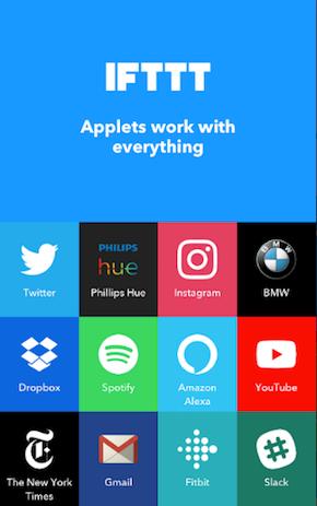 IFTTT Mobile App