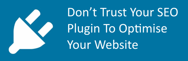 Don't trust your SEO plugin